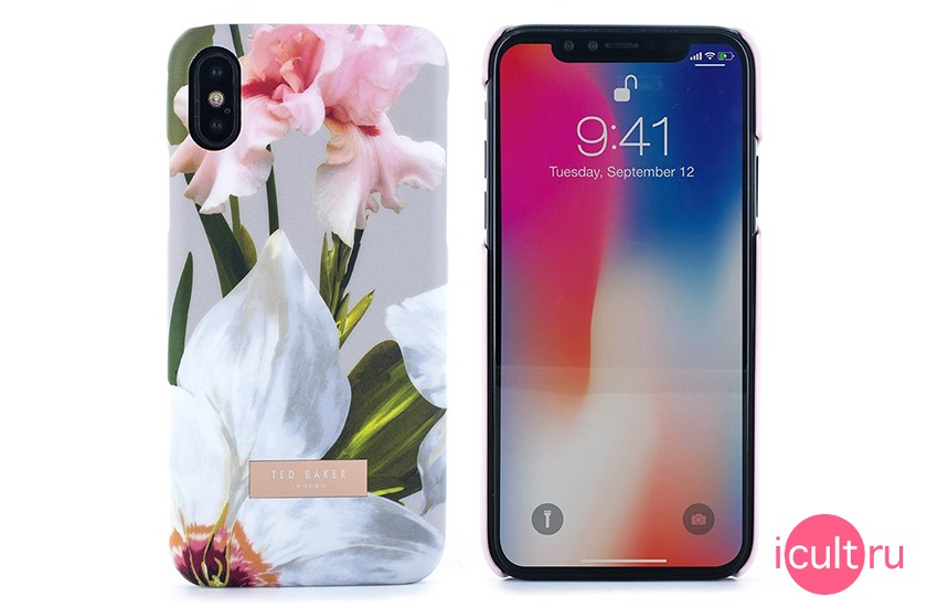 Ted Baker SID Chatsworth Bloom iPhone X