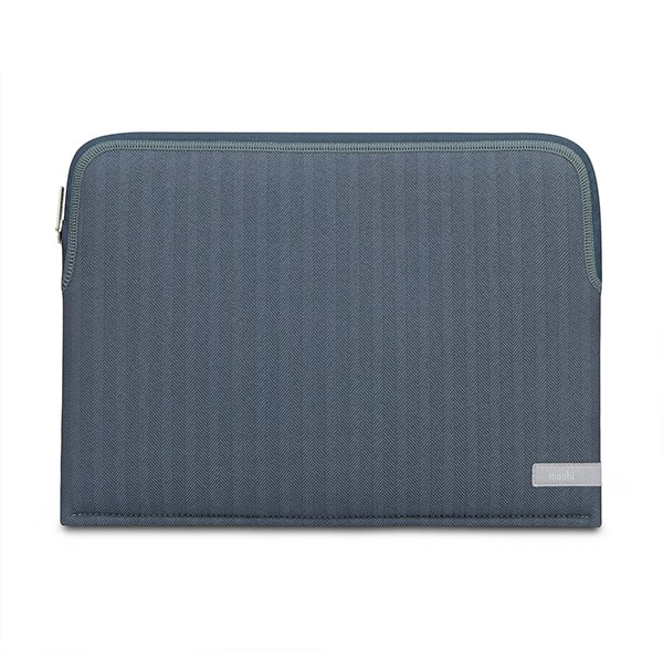 "Чехол Moshi Pluma Denim Blue для MacBook Pro 13"" 2016/17/18/Air 2018 синий деним 99MO104534"
