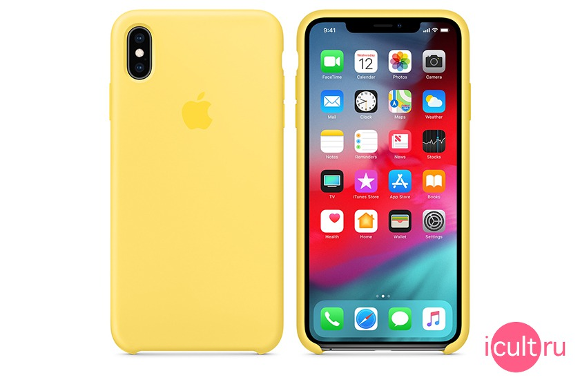 Apple Silicone Case MW962ZM/A