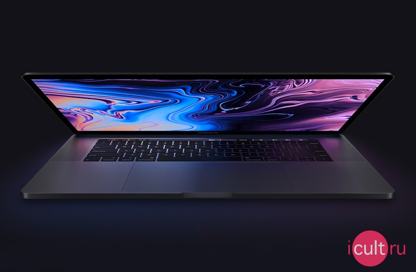Apple MacBook Pro 15 2019 Silver