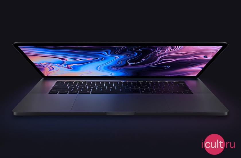 Apple MacBook Pro 15 2019 AMD Radeon Pro Vega 20 серебристый
