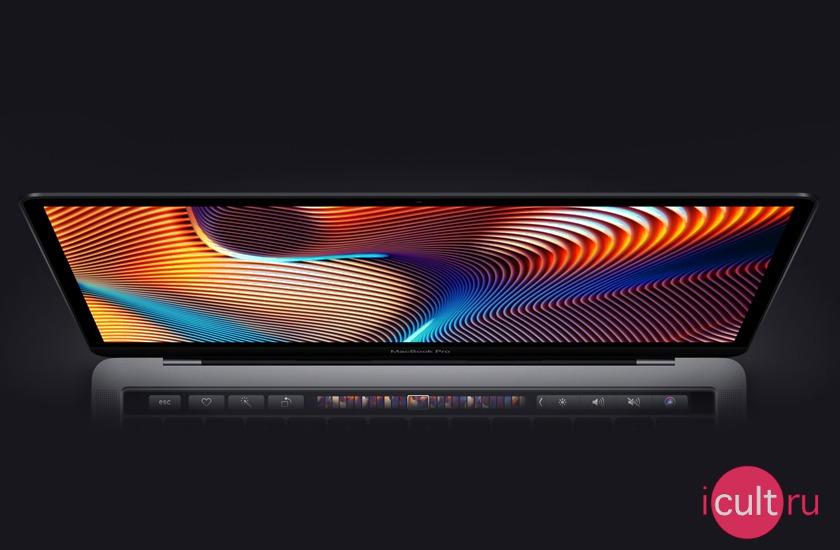 Apple MacBook Pro 15 2019 характеристики