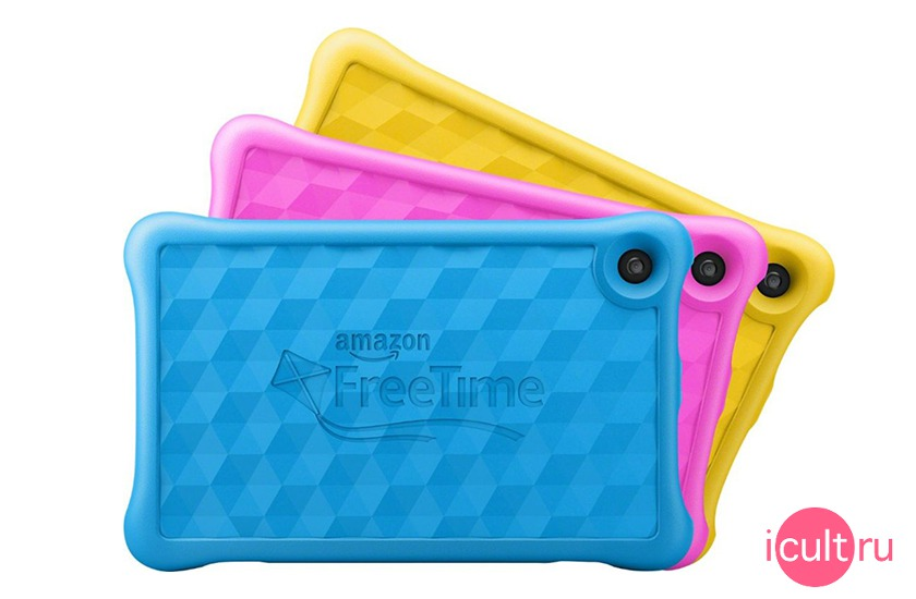 Amazon Fire HD 8 Kids Edition Blue