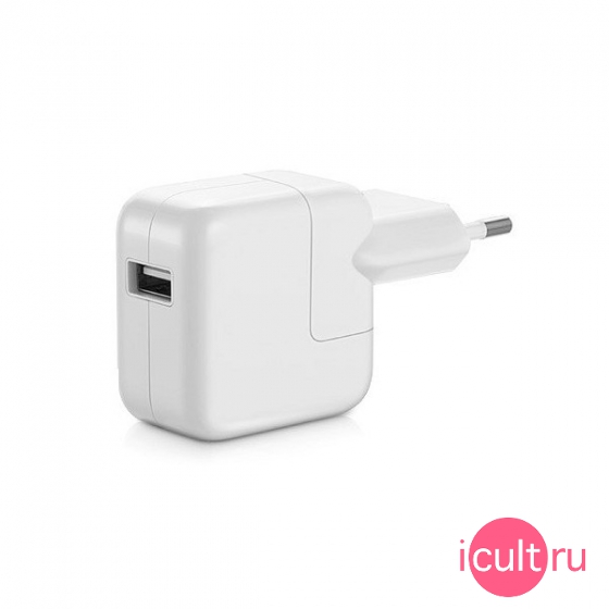iPad 10W USB Power Adapter
