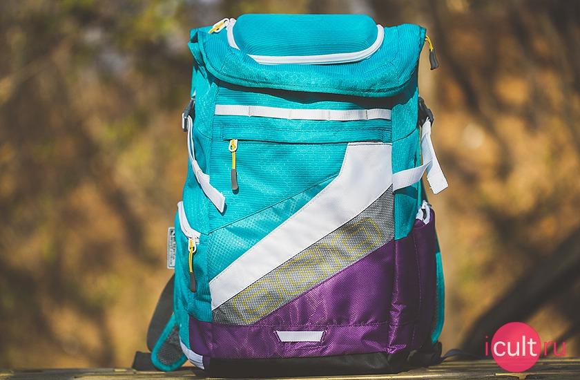 OGIO X-Train 23 Purple/Teal