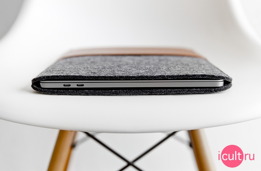 Handwers Moraine Brown/Dark для MacBook Pro 15