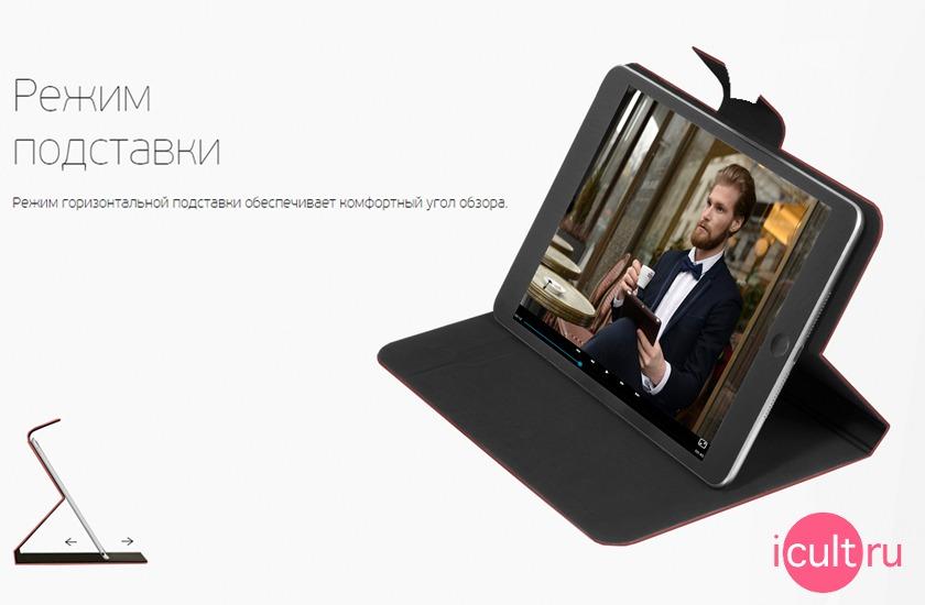 Deppa Wallet Tablet Fold Red