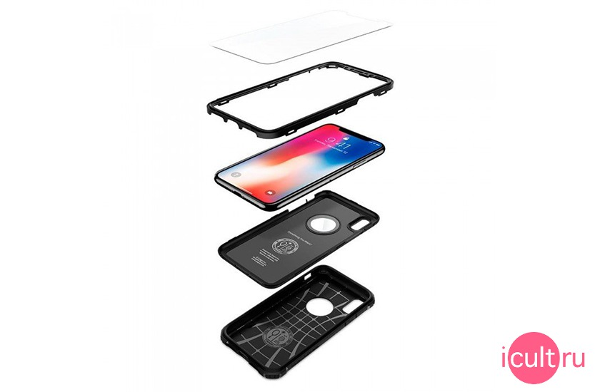 Spigen Pro Guard Black 057CS22179