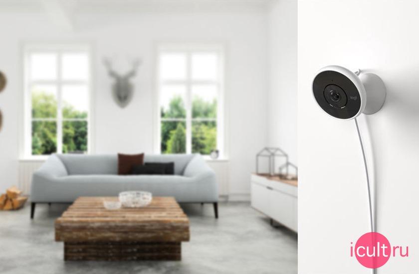 Logitech Circle 2 Wireless + Wired