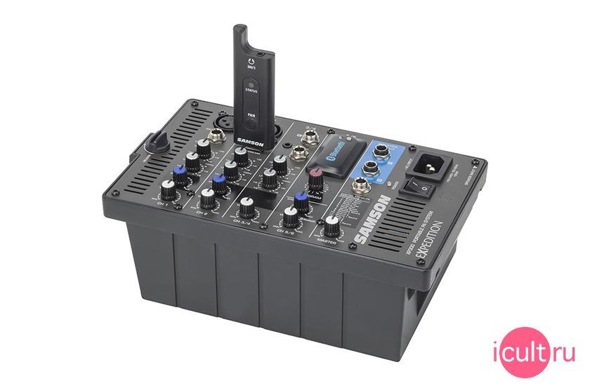 Samson XPD2 Headset USB Digital Wireless System характеристики