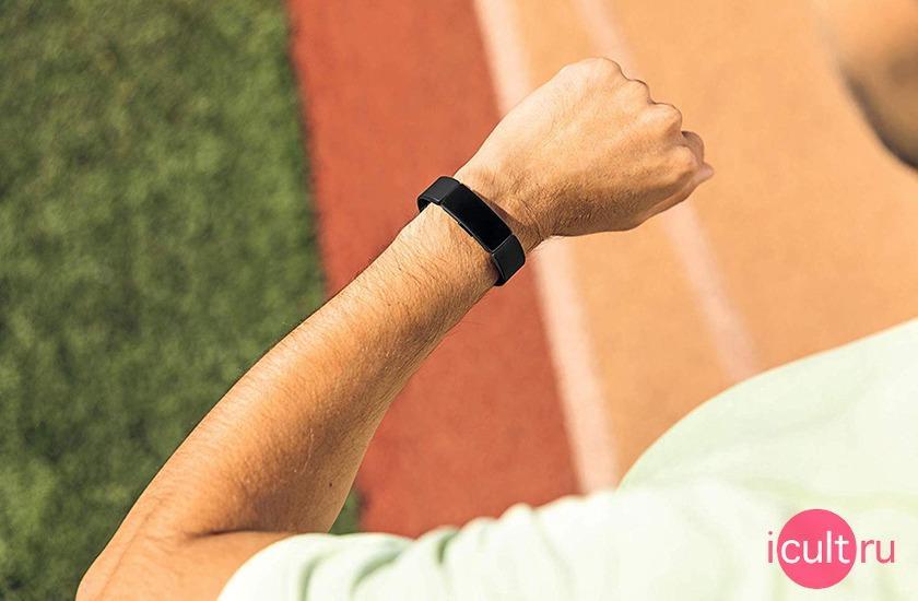Fitbit Inspire HR Black