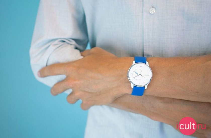 Смарт-часы Withings Move ECG