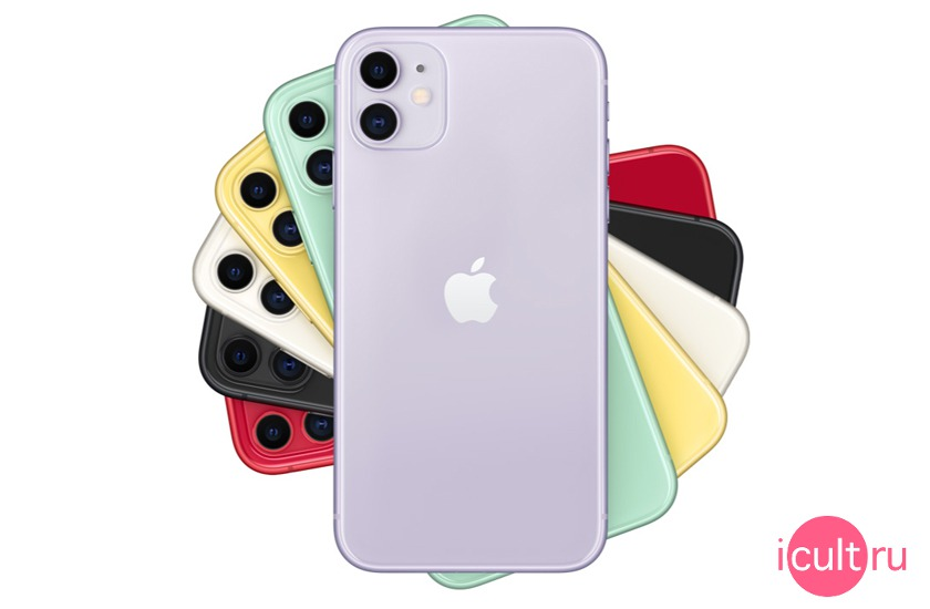Смартфон Apple iPhone 11 (PRODUCT) RED