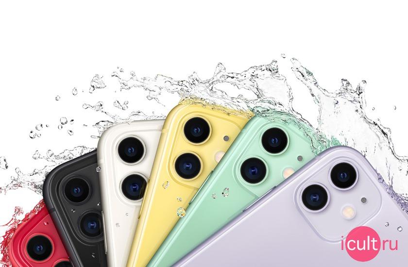 iPhone 11 цвета
