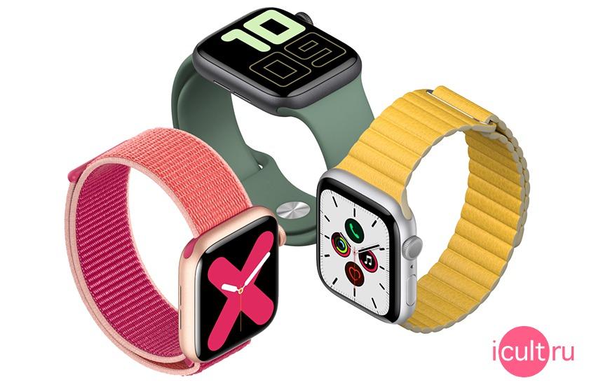 Смарт-часы Apple Watch Series 5 Gold/Pink Sand