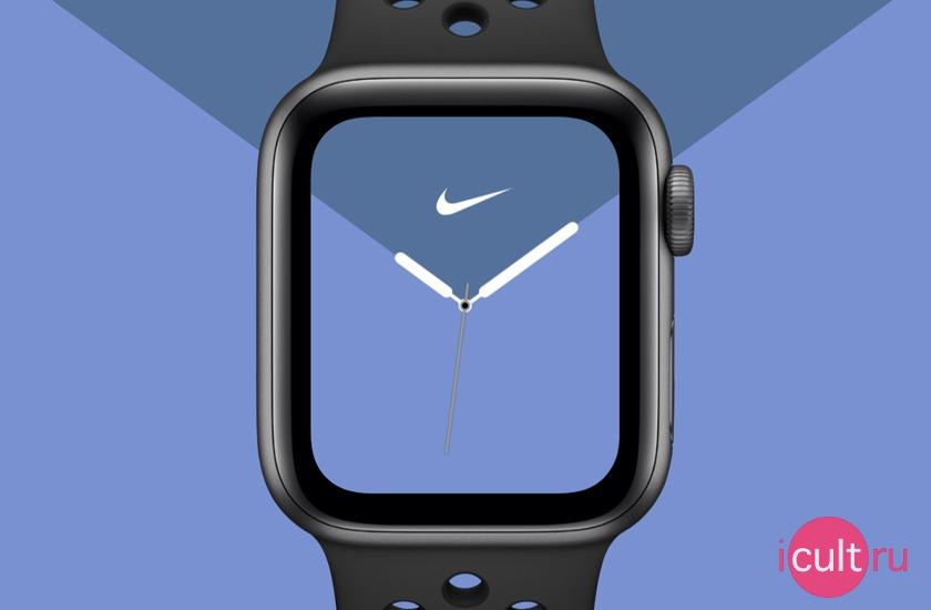 цена Apple Watch Series 5 Nike