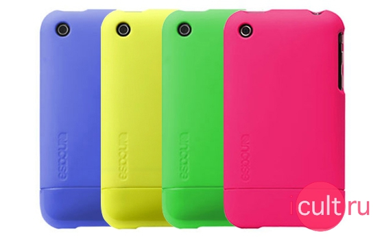 Incase Fluro Slider Case Blue