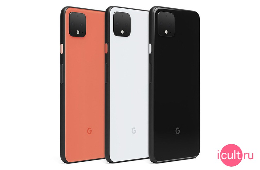 Смартфон Google Pixel 4 XL Clearly White