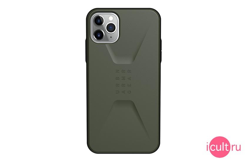 UAG Civilian Olive Drab для iPhone 11 Pro Max
