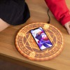 Беспроводное ЗУ Adamant Magic Light Array Wireless Charger 10W 2A Brown коричневое