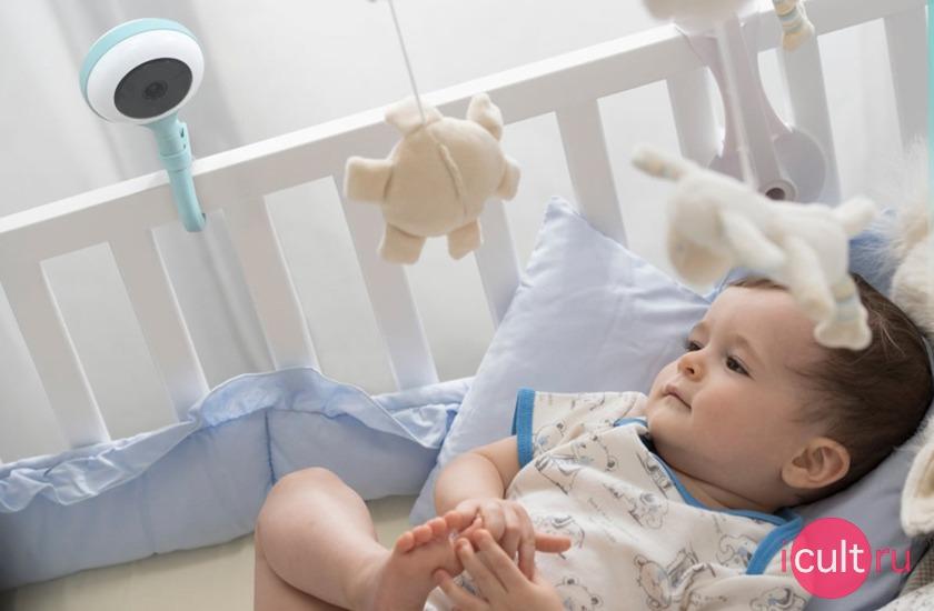 Купить Lollipop Smart Baby Camera