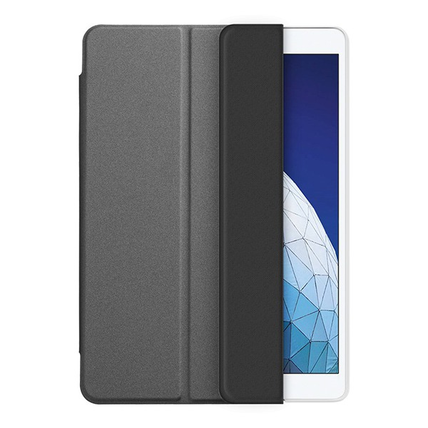 Чехол-книжка Deppa Wallet Onzo Basic Grey для iPad Air 2019 серый 88058