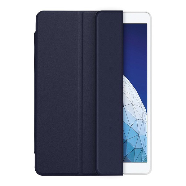 Чехол-книжка Deppa Wallet Onzo Basic Blue для iPad Air 2019 синий 88059