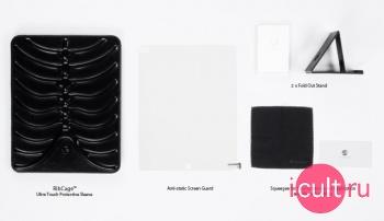 Защитный кожаный чехол для iPad SwitchEasy RibCage