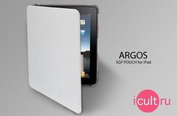 Кожаный чехол SGP Leather Case Argos for Apple iPad