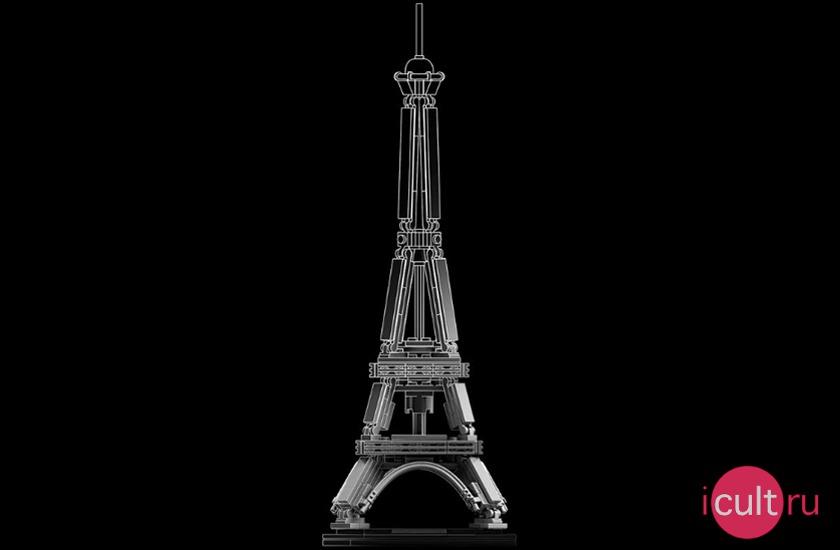LEGO Architecture 21019 Эйфелева башня