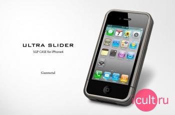 Чехол SGP Case Ultra Slider Crystal Series