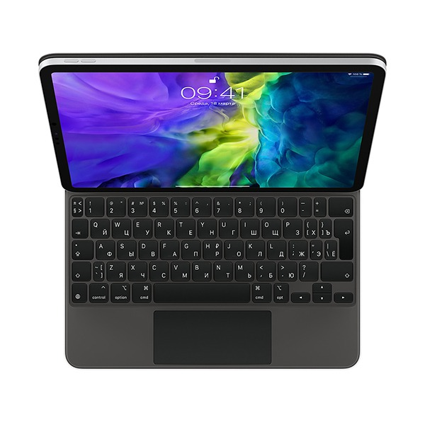 "Клавиатура Apple Magic Keyboard для iPad Pro 11"" (2020) черная MXQT2RS/A"