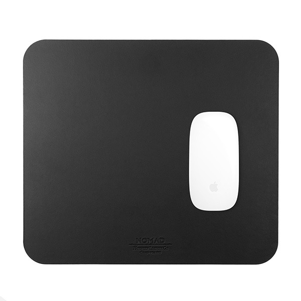 Коврик Nomad Leather Mousepad Slate Gray тёмно-серый NM70120000