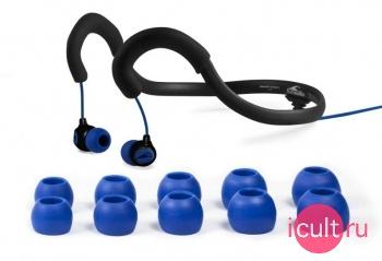 Наушники с защитой от влаги H2O Audio Surge Sportwrap 2G Waterproof Headphones