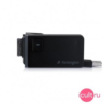 Kensington Travel Battery Pack and Charger портативное зарядное устройство-подставка для iPod и iPhone