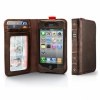 �����-����� Twelve South BookBook Case Classic Brown ��� iPhone 4/4S ���������� 12-1208
