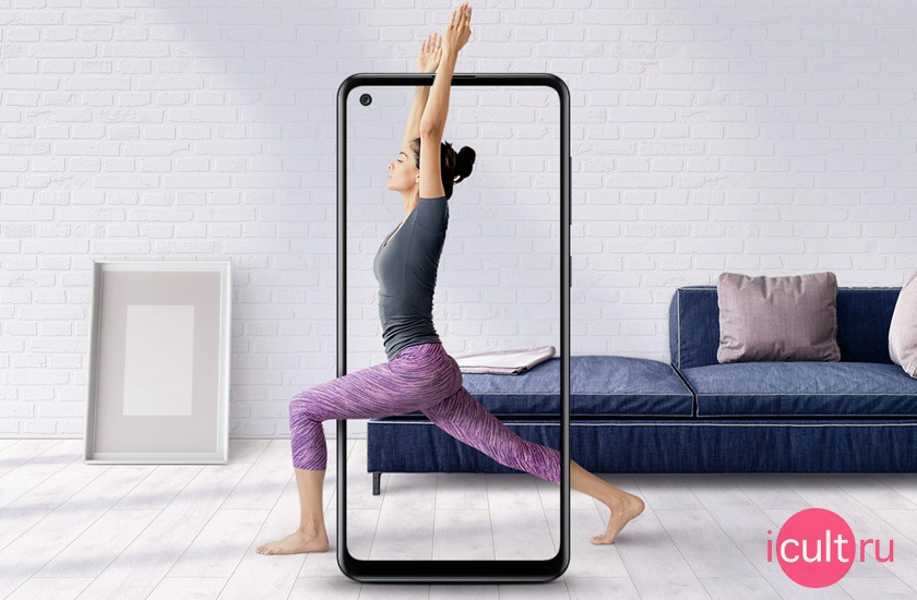 Samsung Galaxy A21s характеристики