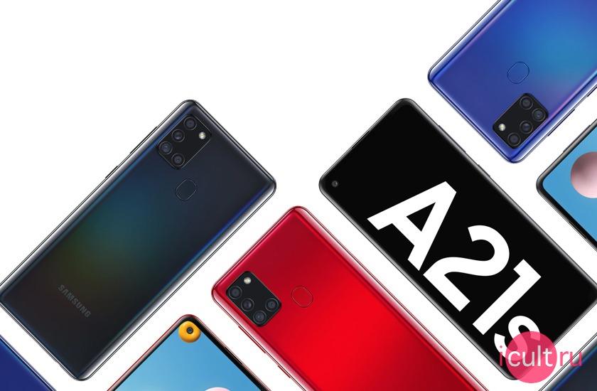 Samsung Galaxy A21s 3/32GB Red