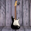 Электрогитара Fender Player Stratocaster HSS Black Maple чёрная