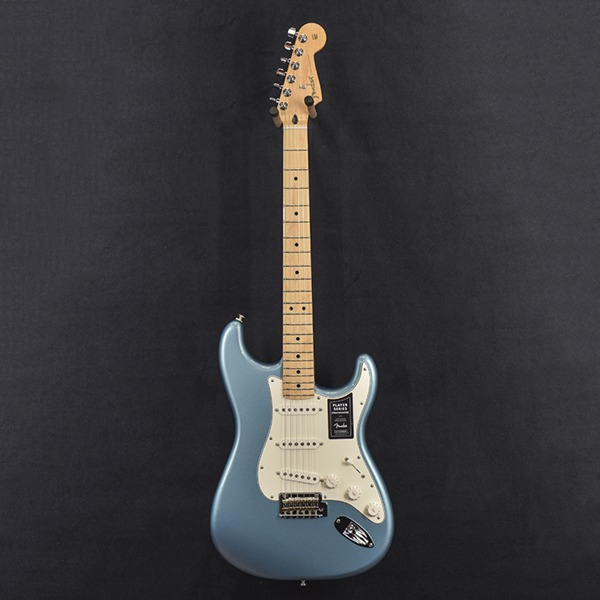 Электрогитара Fender Player Stratocaster Tidepool Maple бирюзовый