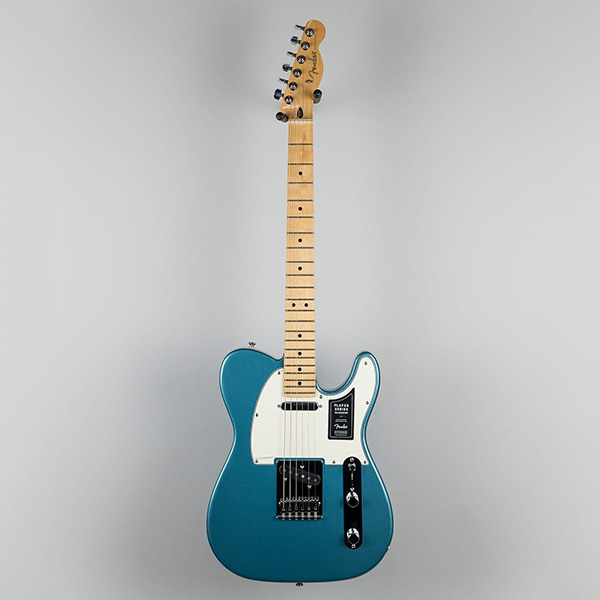 Электрогитара Fender Player Telecaster Tidepool Maple бирюзовая