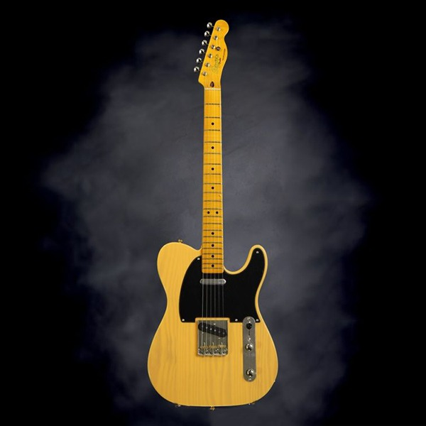 Электрогитара Fender Squier Classic Vibe Telecaster 50s Butterscotch Blonde Maple светло-коричневая