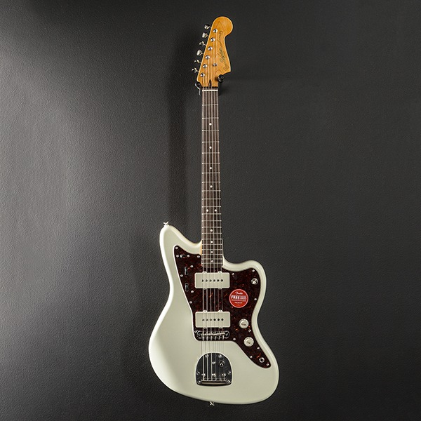 Электрогитара Fender Classic Vibe 60S JazzMaster Olympic White Indian Laurel белая