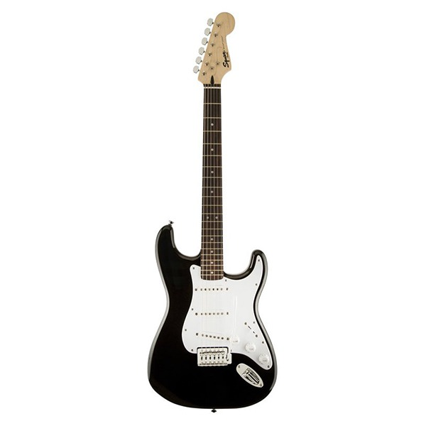 Электрогитара Fender Squier Bullet Stratocaster with Tremolo Black чёрная