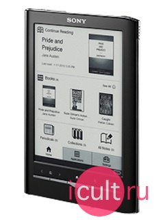 Электронная книга Sony Reader PRS-650