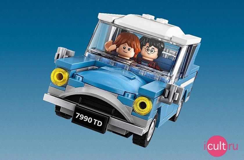 LEGO Harry Potter 75968 Тисовая улица, дом 4