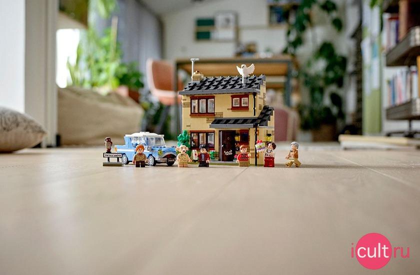 Купить LEGO Harry Potter 75968