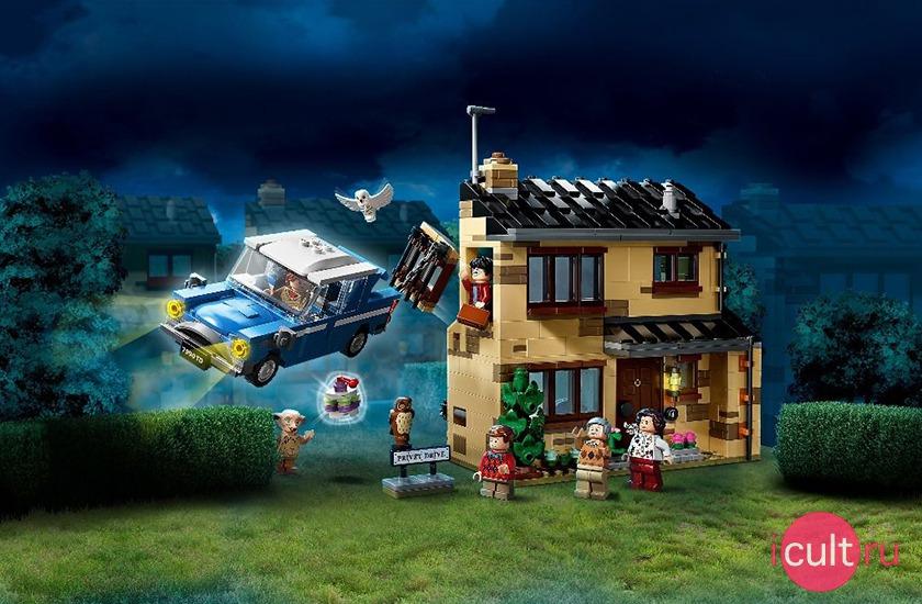 Конструктор LEGO Harry Potter 75968