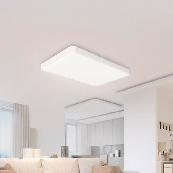 Потолочный светильник Xiaomi Yeelight LED Ceiling Lamp Pro StarSky 960*640mm (XD200W0CN) White белый