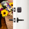 Умный замок August Wi-Fi Smart Lock 4th Gen Matte Black чёрный матовый AUG-SL05-M01-G01
